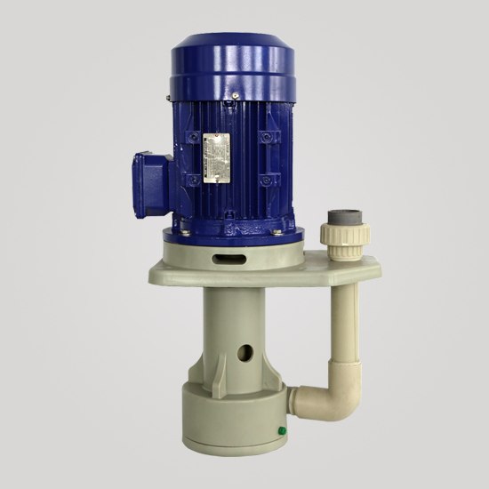 High Pressure Corrosion-Resistant Vertical Pump
