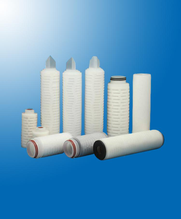 Membrance PP Pleated Filter Cartridge
